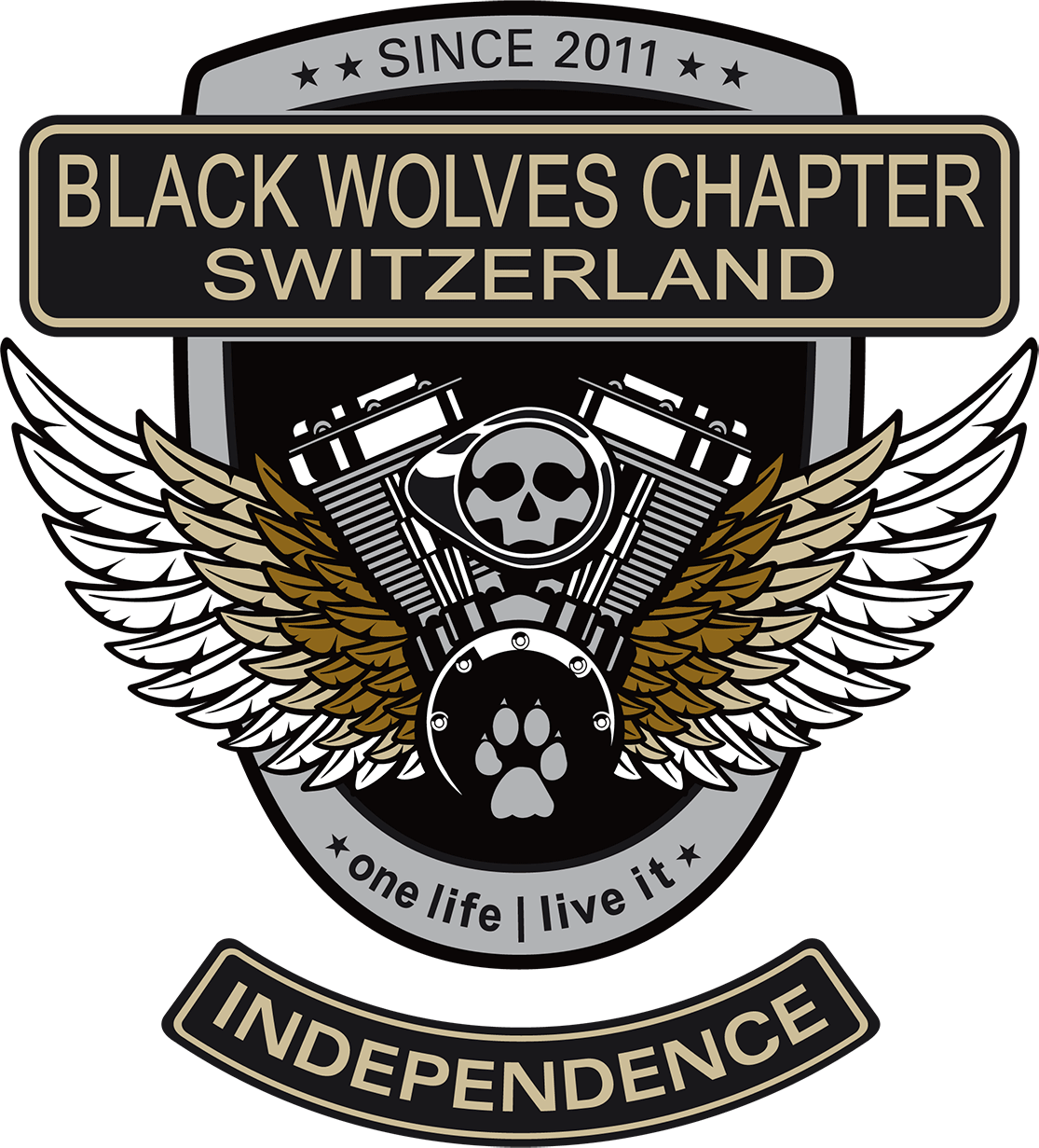 Black Wolves Chapter